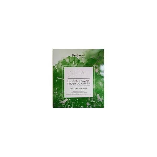 Puder do kąpieli - zielona herbata