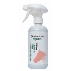 Mikroorganiczny spray na owady dla koni