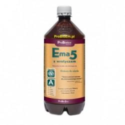 Ema5 z wrotyczem - naturalny fungicyd, na pędraki1 litr