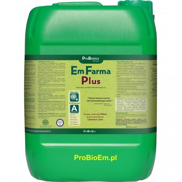EmFarma Plus 500 litrów wysyłka gratis