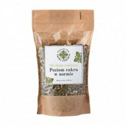 Herbatka ziołowa poziom cukru w normie 100g