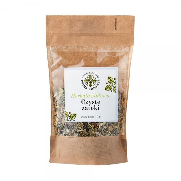 Herbatka ziołowa czyste zatoki 70 G
