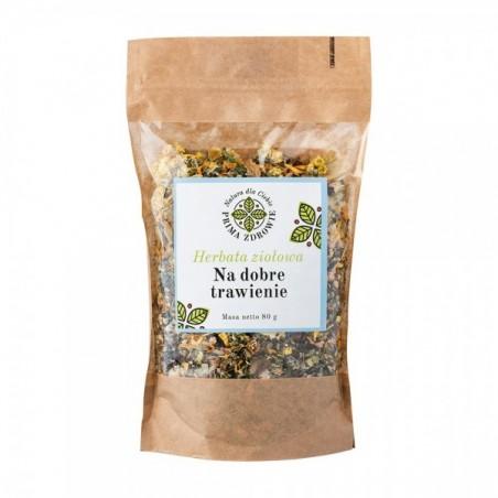 Herbatka ziołowa na dobre trawienie 80g