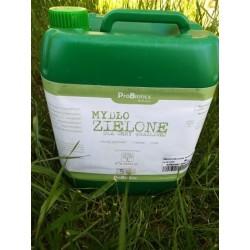 Mydło zielone w płynie 5 litrów