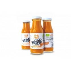 Ekologiczny sok z rokitnika syberyjskiego 200ml