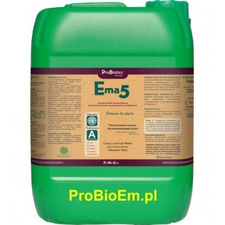 Ema5 - naturalny, ekologiczny fungicyd, na choroby 10 litrów