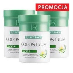 COLOSTRUM w tabletkach LR 60 szt  3 opakowania