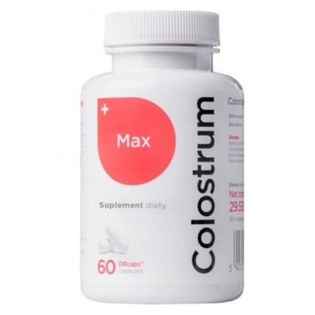Colostrum MAX - 40% Immunoglobulin G kapsułki 60 szt