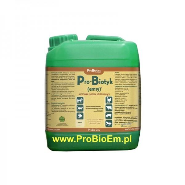 ProBiotyk (em 15) 5 litrów