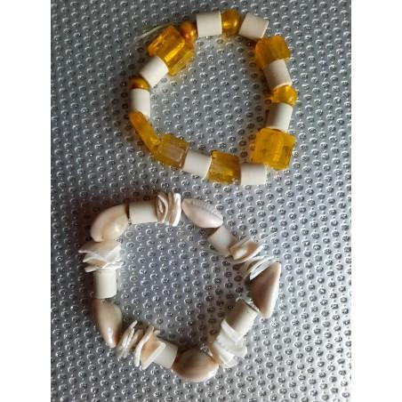 Bransoletka z ProBio Ceramika (koraliki)