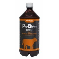 Pro-Biotyk (em15) dla bydła, owiec i kóz - 1L