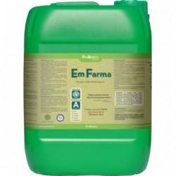 Bakterie do usuwania osadów i glonów EmFarma 10 l