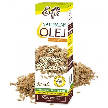 Olejek z nasion Marchwi Etja 50 ml