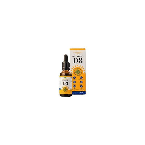 Witamina D3 30 ml