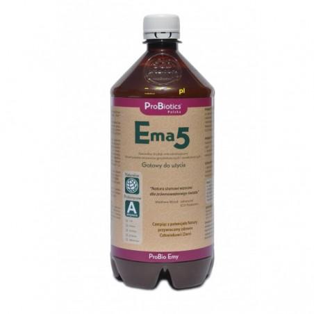 Ema5 - naturalny fungicyd, na choroby 0,5 litra