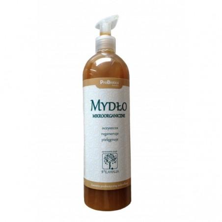 Mydło mikroorganiczne ProBiotics w płynie 500 ml - mydło probiotyczne