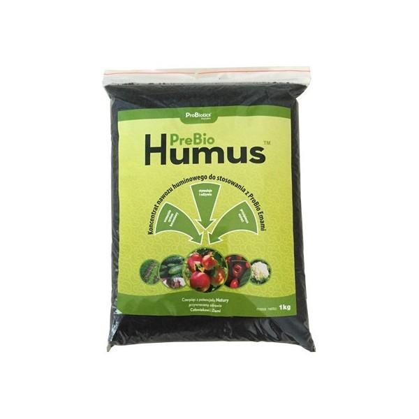 PreBio Humus aktywne kwasy humusowe 1kg