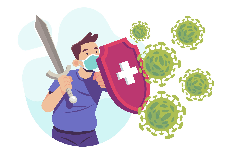 Naturalne probiotyki - skuteczna ochrona przed COVID-19