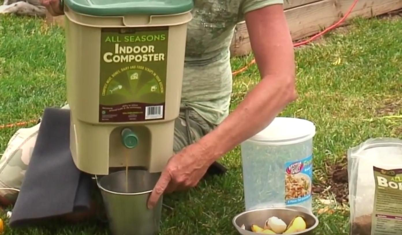 Jak w  domu przygotować kompost?